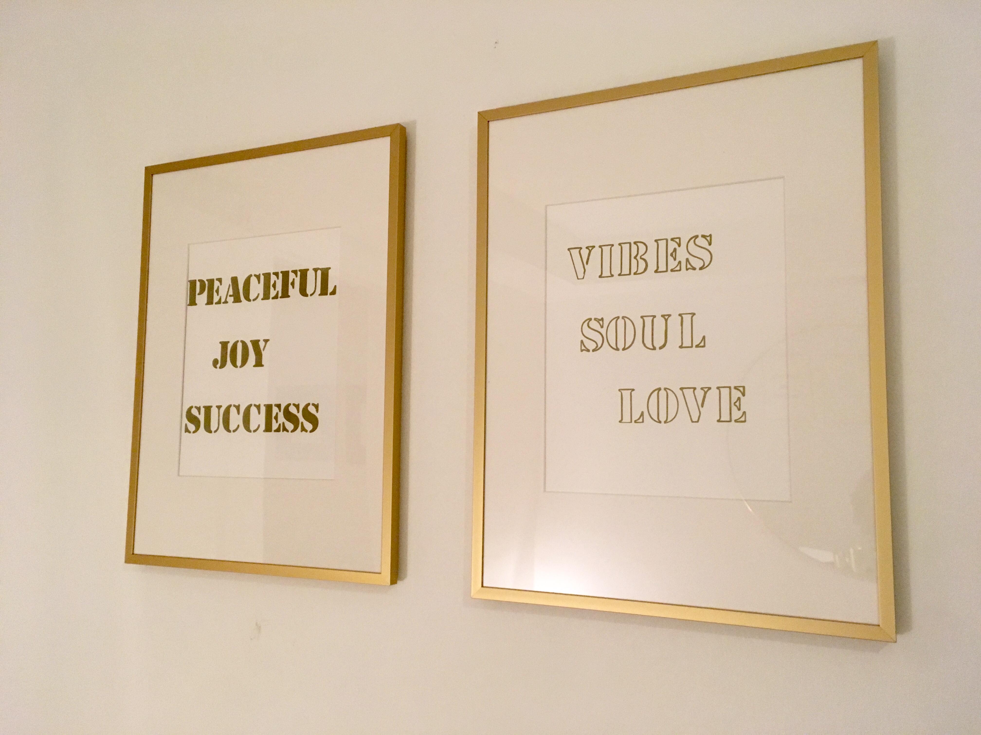 Tableau Salle De Bain comment je crée mes tableaux décoratifs avec des mots! – axelle